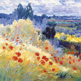 Landscape I Giclee Print by  Malva