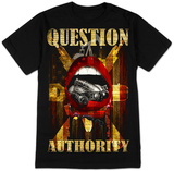 Daveed Benito- Question Everything Shirt by Daveed Benito