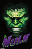 The Hulk- Green Rage Up Close Posters