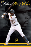 MLB: Pittsburgh Pirates- Andrew Mccutchen Posters