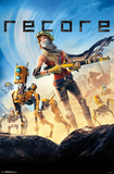 Recore- Key Art Posters