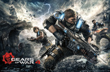 Gears Of War 4- Key Art Print