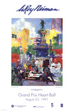 Denver Grand Prix Posters by LeRoy Neiman