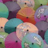 Parasols I Giclee Print by Jon Hart Gardey