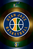 NBA: Utah Jazz- Team Logo Prints