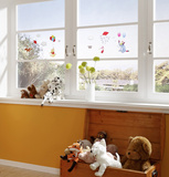 Disney Winnie the Pooh Okenní nálepky