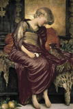 Kittens Giclee Print by Lord Frederic Leighton