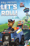 Paw Patrol- Let'S Roll Prints