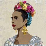Corona de Flores Giclee Print by Mark Chandon