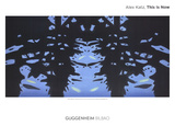 Reflection 7 Prints by Alex Katz