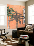 Tropic Shadow 2 Wall Mural by David Dauncey