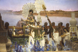 The Finding of Moses Giclee Print by Sir Lawrence Alma-Tadema