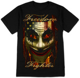Daveed Benito- Freedom Fighter Shirt by Daveed Benito