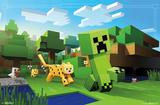 Minecraft- Ocelot Chase Prints