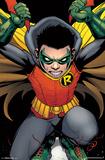 Batman- Damian Wayne Robin Posters