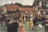 Tattersall`s Giclee Print by Isaac Cullin