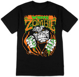 White Zombie- Monster Lugosi T-Shirt
