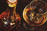Le Cognac Giclee Print by Teo Tarras