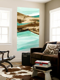 Driftwood 6 Wall Mural by Chris Paschke
