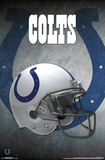 NFL: Indianapolis Colts- Helmet Logo Prints