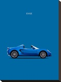 Lotus Exige Stretched Canvas Print by Mark Rogan