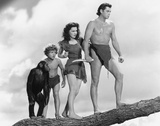Tarzán y su hijo (Tarzan Finds a Son!) Fotografía