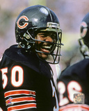 Mike Singletary 1985 Action Photo