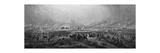 Vintage Civil War Print of the Battle of Gettysburg Posters by  Stocktrek Images