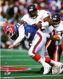William Perry 1991 Action Photo