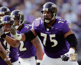 Jonathan Ogden 2006 Action Photo