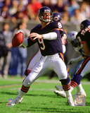 Jim McMahon 1986 Action Photo