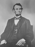Portrait of President Abraham Lincoln Photographic Print by  Stocktrek Images