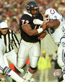 William Perry 1985 Action Photo