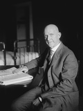 American History Photo of Union Leader Eugene V. Debs Photographic Print by  Stocktrek Images