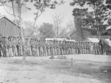 21st Michigan Infantry During the American Civil War Photographic Print by  Stocktrek Images