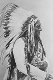 Sioux Chief Sitting Bull Photographic Print by  Stocktrek Images