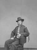 Captain Edward P. Doherty Portrait, Circa 1861-1865 Photographic Print by  Stocktrek Images