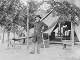 Captain James O'Rourke of the 4th New York Heavy Artillery Photographic Print by  Stocktrek Images