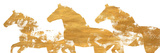 Lively Gold Spirit I Posters by Dan Meneely