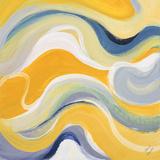 Curvilinear Bright I Prints by Lanie Loreth