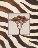 Contemporary Africa II Kunstdrucke von Patricia Pinto
