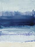 Blue on Blue I Poster by Lanie Loreth