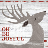 Joyful Deer II Posters by  A Fresh Bunch