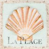 La Plage Print by Tiffany Hakimipour