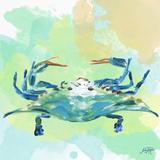 Watercolor Sea Creatures I Plakater af Julie DeRice