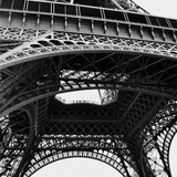 Eiffel Views Square III Prints by Emily Navas