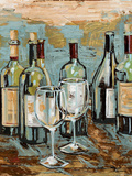 Wine II Posters by Heather A. French-Roussia