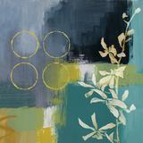 Mediterranean Floral I Prints by Lanie Loreth