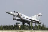 A Qatar Emiri Air Force Mirage 2000-5Eda/5Dda Photographic Print by  Stocktrek Images