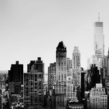 B&W NY LOVE I Prints by Susan Bryant